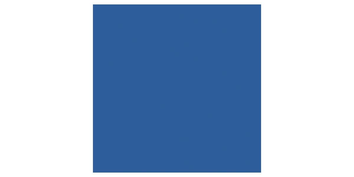 Vente faience 20 20 cm mate sunshine bleu marine for Faience bleu canard