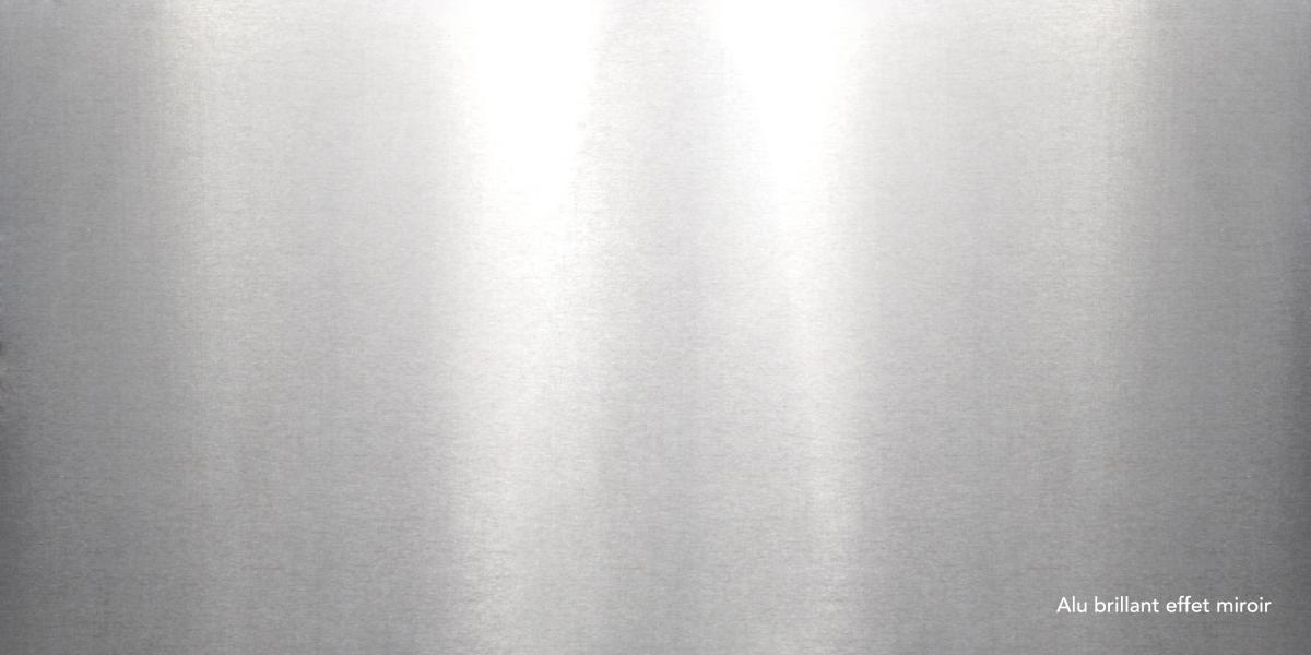 Achat vente baguette aluminium pour carrelage for Miroir texture