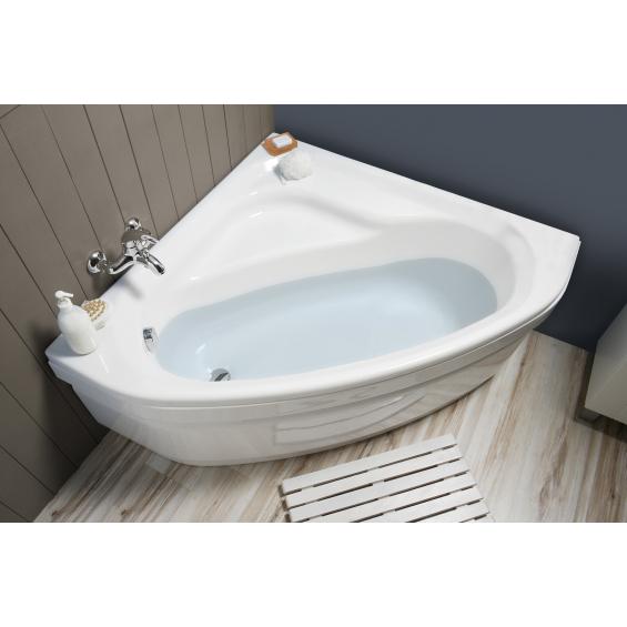 baignoire angle 120 cm gain de place varia avec r flex. Black Bedroom Furniture Sets. Home Design Ideas