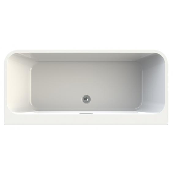 Baignoire droite myva 170 cm avec r flex for Dimension baignoire droite