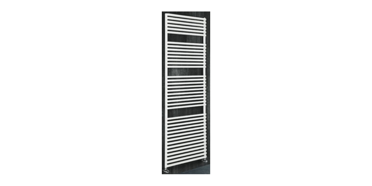 radiateur seche serviette a eau free eau chaude aluminium hox krom dynamic x chrom brillant c. Black Bedroom Furniture Sets. Home Design Ideas