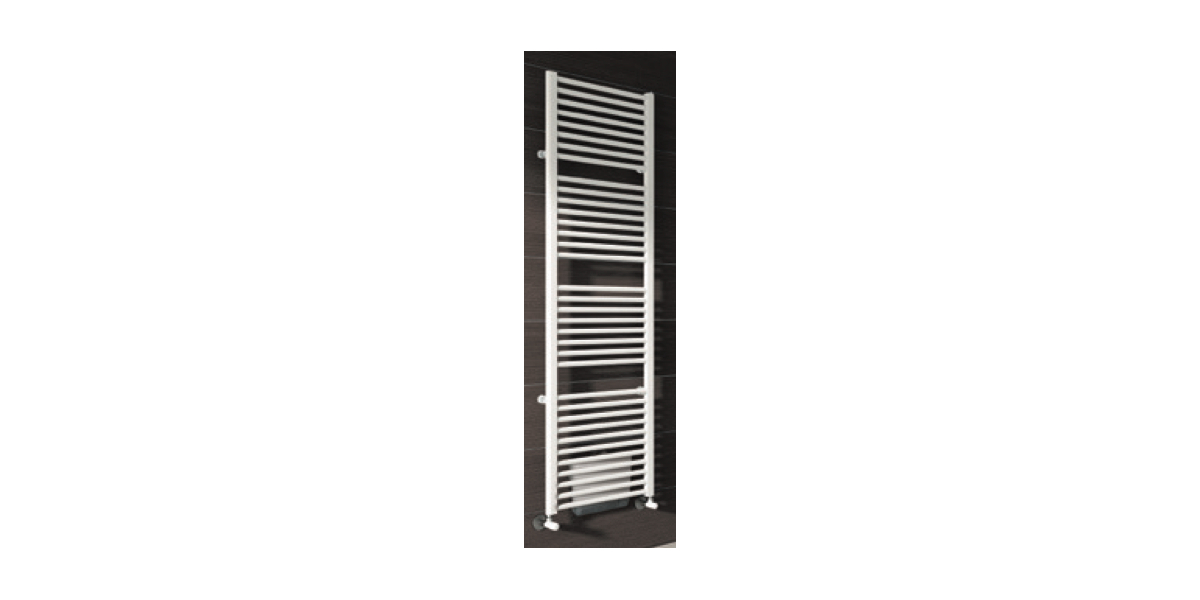 radiateur s che serviettes ares eau chaude avec soufflerie booster avec r flex. Black Bedroom Furniture Sets. Home Design Ideas