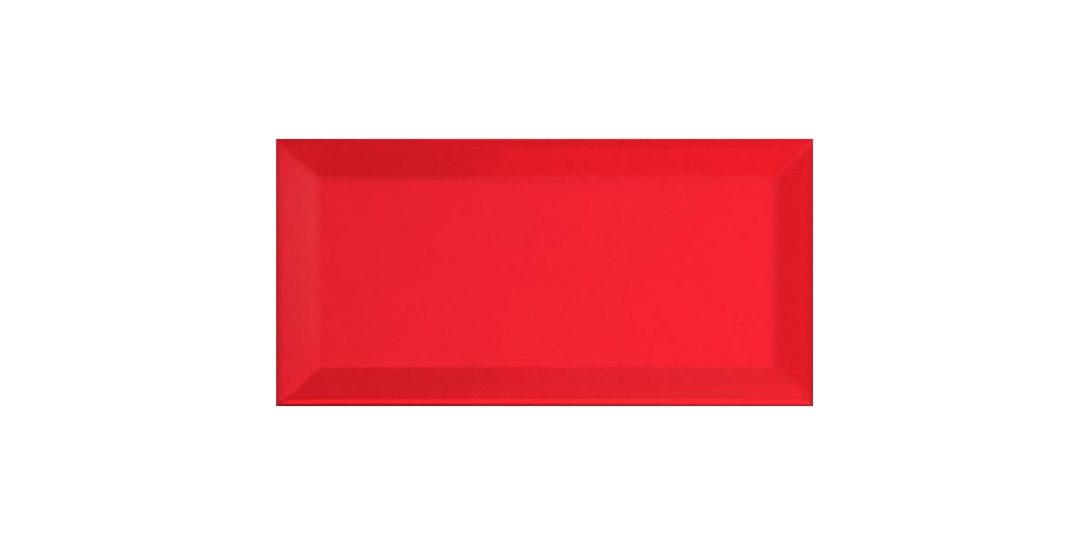 vente fa ence metro rouge 10 20 biseaut. Black Bedroom Furniture Sets. Home Design Ideas