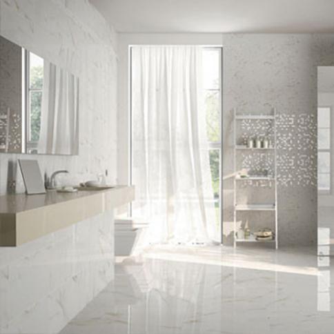 carrelage salle de bain mur et sol. Black Bedroom Furniture Sets. Home Design Ideas