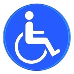 Gamme réflex Pour personne handicapé ou à mobilité réduite