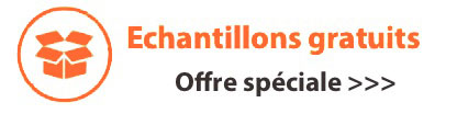 Echantillons gratuit